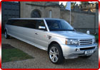 Prom Limo Hire - Range Rover Sport